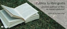 Publica tu libro gratis con Punto Didot