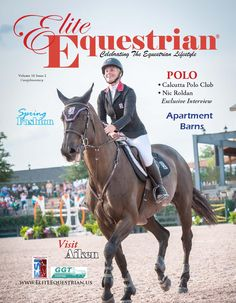 Elite Equestrian Mar April 2016 issue by Elite Equestrian LLC - issuu