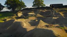 Dan Atherton set out to build the gnarliest downhill track in the world. Did he succeed? You be the judge!