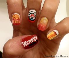 wendy's nails