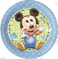 Baby Mickey Busta 8pz. Baby Mickey Mouse, Mickey Mouse Y Amigos, Mickey Mouse First Birthday, Mickey Mouse And Friends, 1st Birthday Party Supplies, 1st Birthday Parties, Mickey Mouse Imagenes, Mickey 1st Birthdays, Baby Party