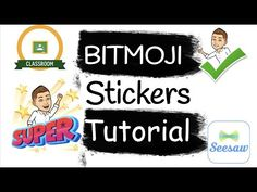 In this video, I show how Bitmoji stickers can be used for personalised learning rewards in school. Topics covered: -How to get a Bitmoji stickers - How to u. Bitmoji Stickers, Teacher Stickers, Apps For Teachers, Teacher Apps, Teacher Stuff, Classroom Projects, Classroom Ideas, Teacher Organization, Organizing