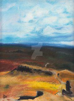 17-2-10-1 Untitled Landscape by karogfineart.deviantart.com on @DeviantArt