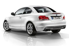BMW 1-serie Coupe