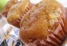 Almás-mézeskalácsos muffin