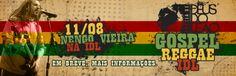 Gospel Reggae IDL - Banner Site