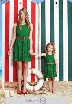 cool Anne kız elbise ve modelleri