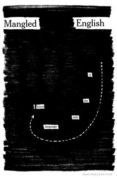 Austin Kleon blackout poetry. Must try this :)
