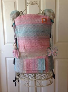 Didymos Indio Aurora (Customized by PETIT PICCADILLY) Tula Baby Carrier