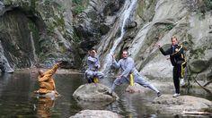 Learn Shaolin Kung Fu with Shifu Shi Yan Jun, 8 Duanwei Shaolin and 6 Duanwei from Chinese Wushu Association. Academy located in Shaolin Temple China and Songshan Mountains. kungfushaolins.com