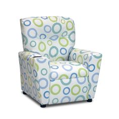 Kidz World Spa Capri Kids Recliner - $114.99