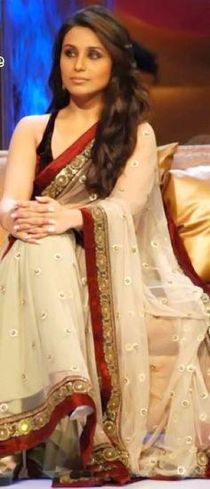 $91.91 Ranee Mukherjee Tasar Saree 20370