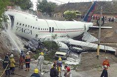 TACA-crash