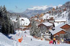 La France, Rhône-Alpes, la Haute-Savoie, Méribel. Le soleil, la neige, les chalets en bois, les bons petits plats savoyards… Le top ! Créer vos souvenirs avec Bontourism®