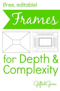 depth_and_complexity_frames_pinterest