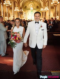 Vanessa Williams and Jim Skrip married in 2015