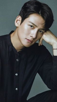 Ji Chang Wook Healer, Ji Chang Wook Smile, Handsome Korean Actors, Handsome Faces, Hot Korean Guys, Korean Men, Kdrama, Ji Chang Wook Photoshoot, Empress Ki