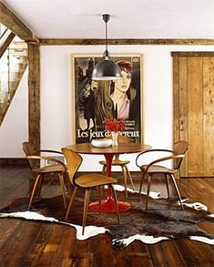 25 Cherner chair in Interior Designs Interiorforlife.com The Cherner family is proud to realize the reintroduction of the famed Cherner Chair. Designed for Plycraft in 1958  this chair is found in design collections throughout the world  including the Vitra Design Museum.