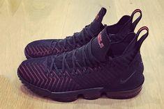 LeBron James Finally Reveals the LeBron 16 Lebron 16, Lebron James, Nike Lebron, Nike Shoes, Sneakers Nike, Cute Sneakers, Sneakers For Sale, James Shoes, Basketball Sneakers