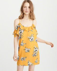 Womens Dresses & Rompers | Abercrombie & Fitch