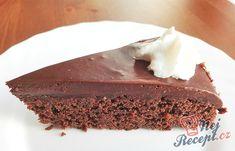Spojení čokolády a vlašských ořechů je originální způsob, jak ulahodit chuťovým pohárkům. Vanilla Cake, Food And Drink, Cakes, Sheet Cakes, Top Recipes, Cooking, Cake Ideas, Dessert Ideas, Food Food