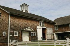 Horse Barn, Canterbury Shaker Village, Canterbury, NH