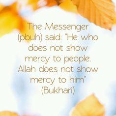 Hadith About Mercy  #islam #Muslim #hadith