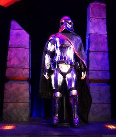Captain Phasma armor
