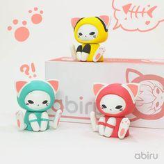 Cat Ruru By Abiru ari | The Toy Chronicle