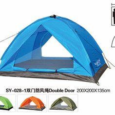 Obral Tenda Dome Water Proof Kapasitas 4. orang