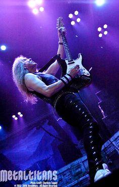 Janick Gers* - Iron Maiden
