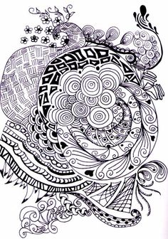 Learning to doodle! http://wencrafting.wordpress.com/2012/02/26/a-few-more-doodles/