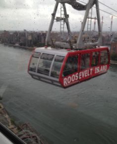 NYC adventure: Tram to Roosevelt Island! Great for kids and exploring the city!