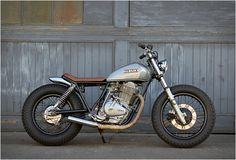 1980 SUZUKI GN400 by HOLIDAY Customs
