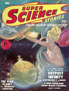 Super Science Stories  1949