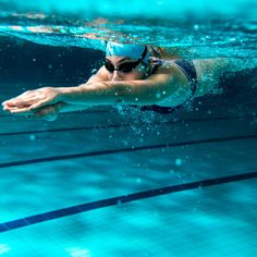 The Best Swim Workouts   8 Key Benefits of Swimming