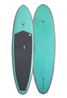 Aqua Mint Paddle Board. Perfect Color for relaxing on the water! Great #YogaSUP Board ONLY $850. Add it to your Wish List: Riviera 10' 6 But it here: www.waterwaysup.com/riviera-10-6.html