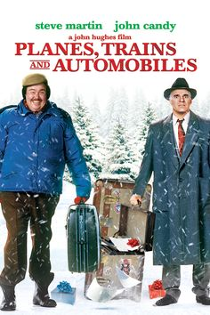 """Planes, Trains and Automobiles"" A Thanksgiving Classic! I miss John Candy!"