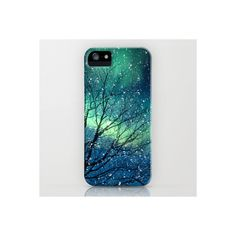 Aurora Borealis Northern Lights iPhone Case by Bomobob Society6 ($35) ❤ liked on Polyvore featuring accessories, tech accessories, phone cases, phones, case, electronics, electronics cell phone, iphone cases, slim iphone case and iphone hard case