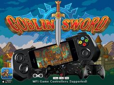 Highly acclaimed retro platform puzzler gets MFi Controller Support! Click pic to link direct to iTunes or click the install App Pin
