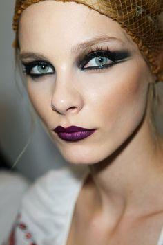 Love that lip colour