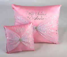 Modern Quinceañera cojin pillow