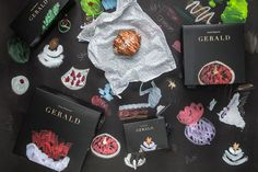 Gerald - Swiss Patisserie on Packaging of the World - Creative Package Design Gallery