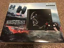 Playstation 4 Star Wars Battlefront Special Edition Bundle