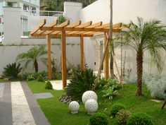 Portal diário Decor, paisagismo, ver mais em diariodecor.com.br #casa #home #house #gd