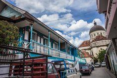 Haiti Architecture- Cap Haitien, Haiti. #haiti #travel #explore #hkphoto_haiti #cityscapes