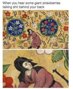 Medieval Reactions
