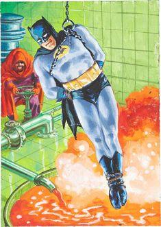 Norman Saunders Batman 1966 9