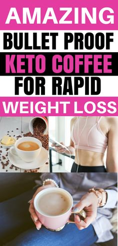 I'm pinning this one just because I cannot believe that there are people who put oil and butter in their coffee, but if you have been looking for something like this, here it is - Keto Coffee Recipe, Keto Bulletproof Coffee, Keto Diet For Beginners