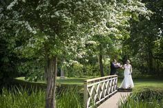 spring wedding, wedding blossom, Neil Hanson Photography, Wedding island, Wedding lakeside